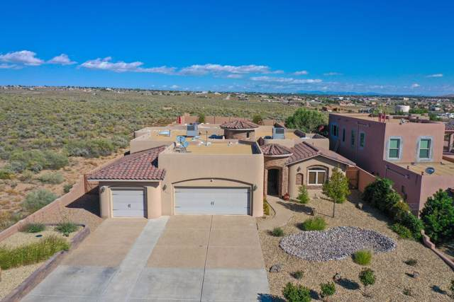 1241 22ND Avenue SE, Rio Rancho, NM 87124 (MLS #955817) :: Campbell & Campbell Real Estate Services