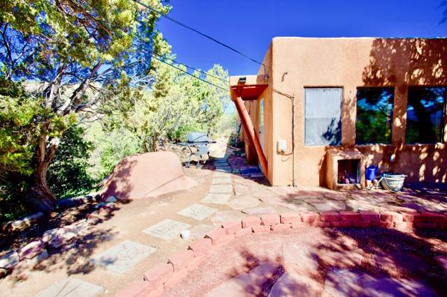 7 Rainier Court, Cedar Crest, NM 87008 (MLS #955902) :: Campbell & Campbell Real Estate Services