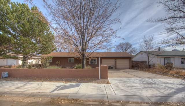 1520 Michael Street, Moriarty, NM 87035 (MLS #955981) :: Campbell & Campbell Real Estate Services