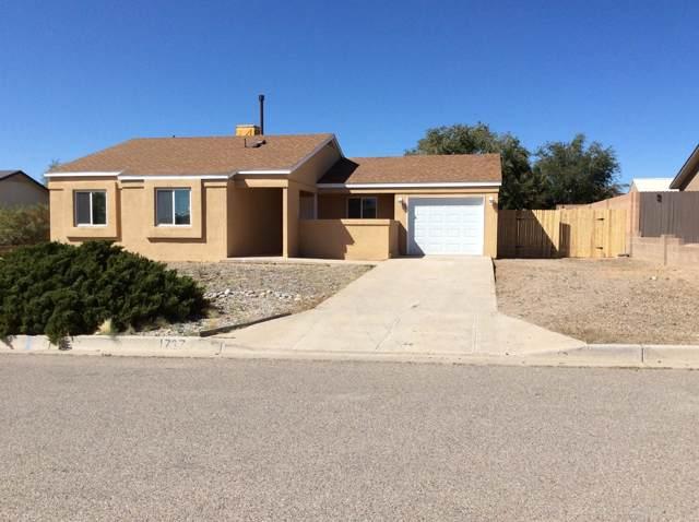 1737 Powder River Drive NE, Rio Rancho, NM 87144 (MLS #956013) :: Campbell & Campbell Real Estate Services