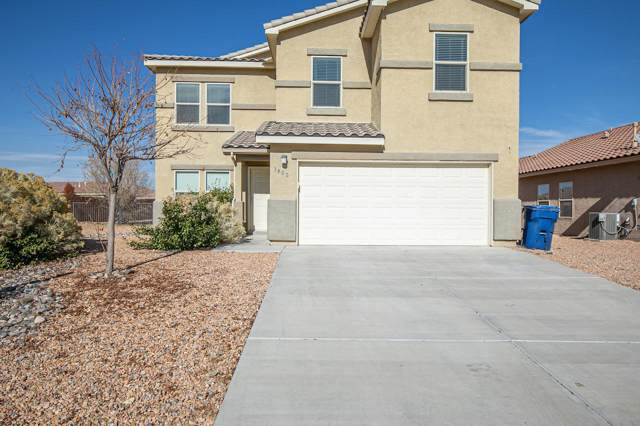 3400 Campfire Street SW, Los Lunas, NM 87031 (MLS #956065) :: Campbell & Campbell Real Estate Services