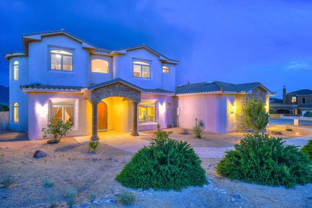 2104 Peony Court NE, Rio Rancho, NM 87144 (MLS #956266) :: Campbell & Campbell Real Estate Services