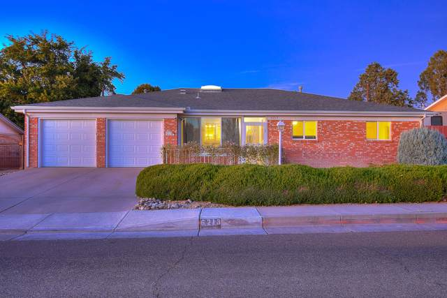 6213 Prairie Road NE, Albuquerque, NM 87109 (MLS #956305) :: Campbell & Campbell Real Estate Services