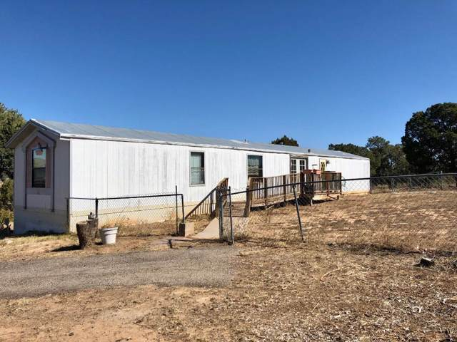 30 Scott Road, Edgewood, NM 87015 (MLS #956447) :: Campbell & Campbell Real Estate Services