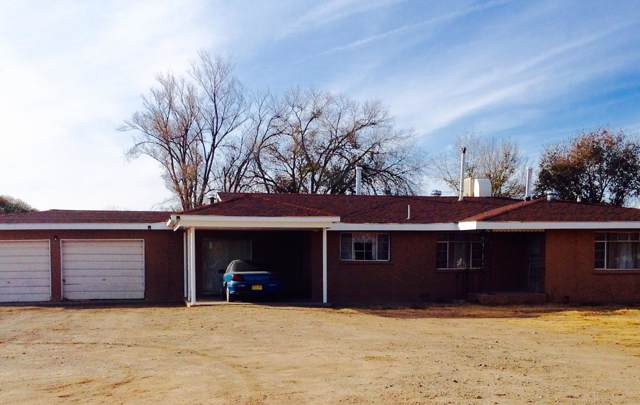 4969 Highway 314 SW, Los Lunas, NM 87031 (MLS #956600) :: Campbell & Campbell Real Estate Services