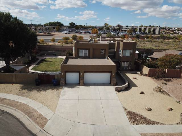 4441 Condesa Court NW, Albuquerque, NM 87114 (MLS #956607) :: Campbell & Campbell Real Estate Services