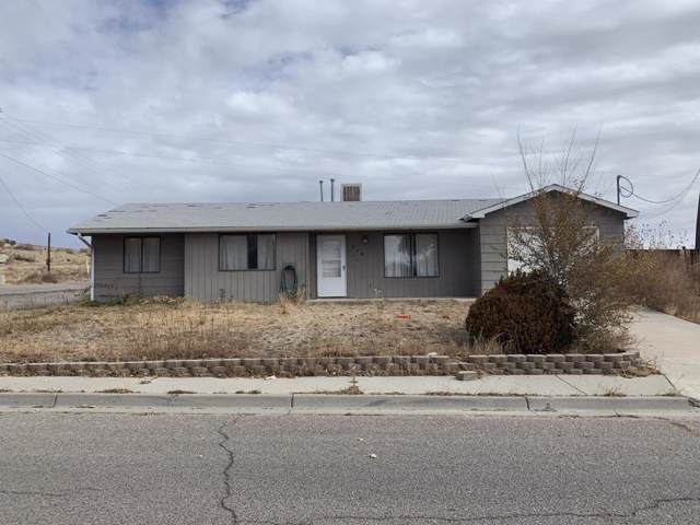 728 Sagebrush Drive, Aztec, NM 87410 (MLS #956887) :: Campbell & Campbell Real Estate Services