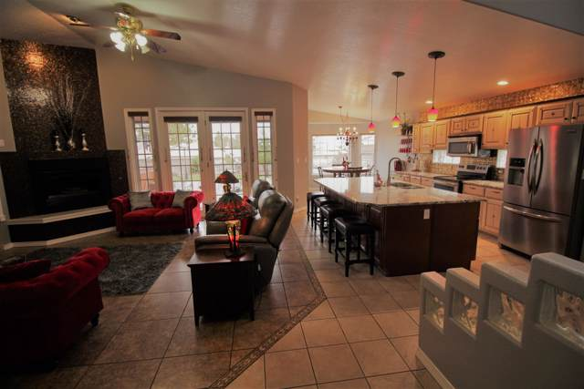 4409 Aspen Glade Drive NW, Albuquerque, NM 87114 (MLS #956919) :: Campbell & Campbell Real Estate Services