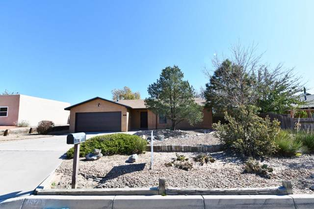 1820 34TH Street SE, Rio Rancho, NM 87124 (MLS #956930) :: Campbell & Campbell Real Estate Services