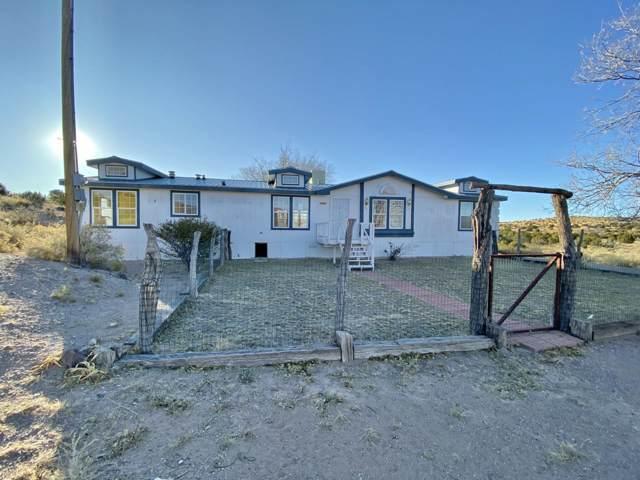 20 Highway 169, Magdalena, NM 87825 (MLS #957115) :: The Bigelow Team / Red Fox Realty