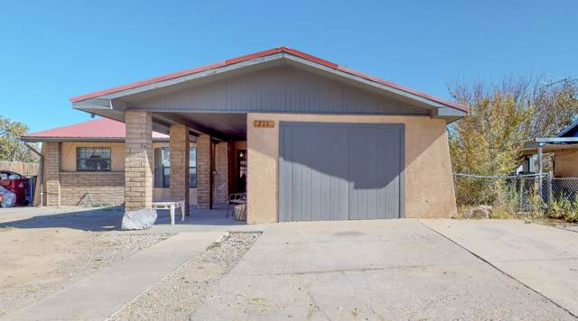 211 Rosedale Circle, Belen, NM 87002 (MLS #957128) :: Campbell & Campbell Real Estate Services