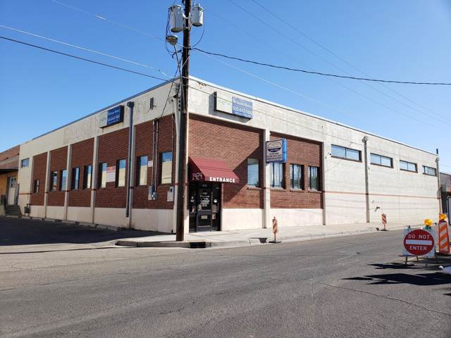 1424 1ST Street NW, Albuquerque, NM 87102 (MLS #957133) :: Campbell & Campbell Real Estate Services