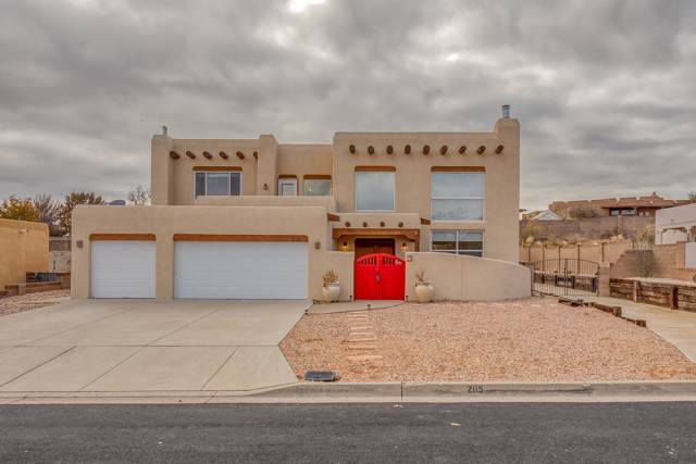 2115 Rivers Edge Drive NE, Rio Rancho, NM 87144 (MLS #957190) :: Campbell & Campbell Real Estate Services