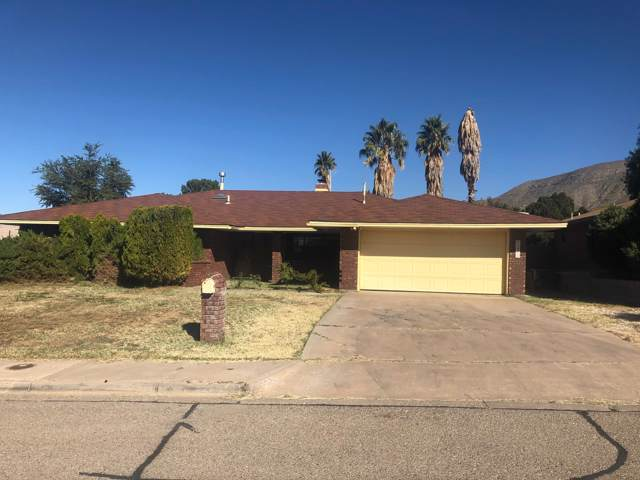 3011 15TH Street, Alamogordo, NM 88310 (MLS #957230) :: Campbell & Campbell Real Estate Services
