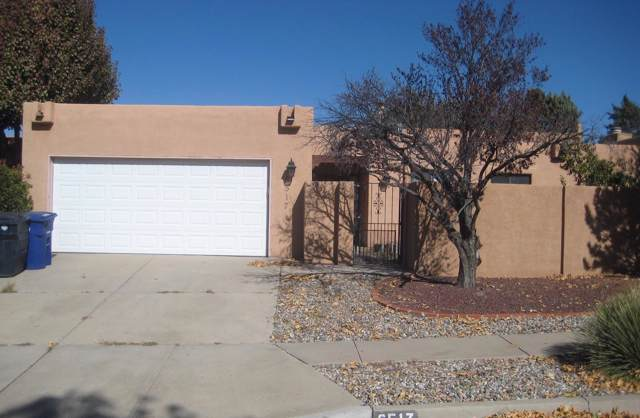 6517 Katson Avenue NE, Albuquerque, NM 87109 (MLS #957245) :: Campbell & Campbell Real Estate Services