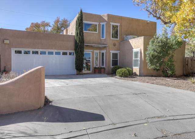 2518 Thompson Loop NW, Albuquerque, NM 87104 (MLS #957339) :: Campbell & Campbell Real Estate Services