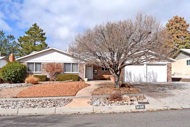 3409 Chelwood Road NE, Albuquerque, NM 87111 (MLS #957407) :: Campbell & Campbell Real Estate Services