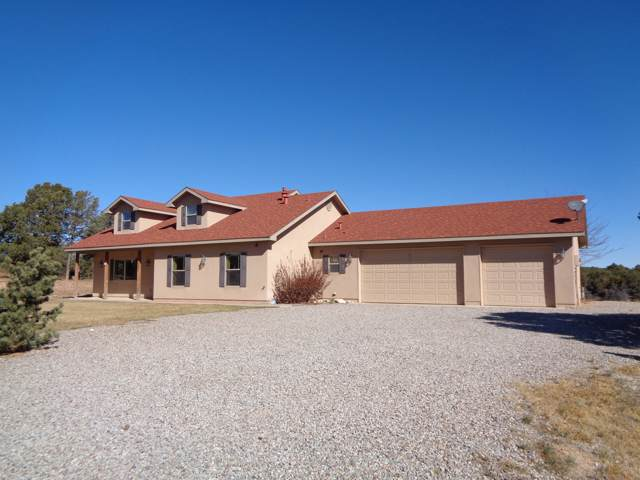 13 Trade Court, Edgewood, NM 87015 (MLS #957657) :: Campbell & Campbell Real Estate Services