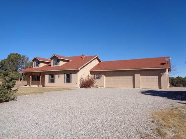 13 Trade Court, Edgewood, NM 87015 (MLS #957657) :: Silesha & Company