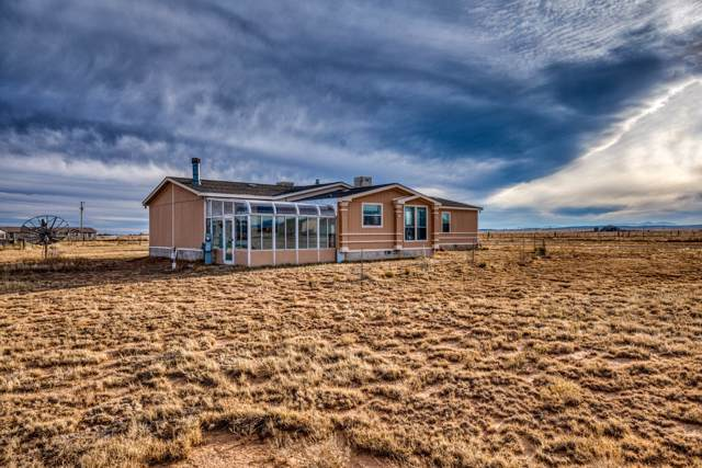 44 Sun Up Trail, Moriarty, NM 87035 (MLS #957731) :: Campbell & Campbell Real Estate Services