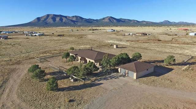99B 472 Highway, Edgewood, NM 87015 (MLS #957804) :: Campbell & Campbell Real Estate Services
