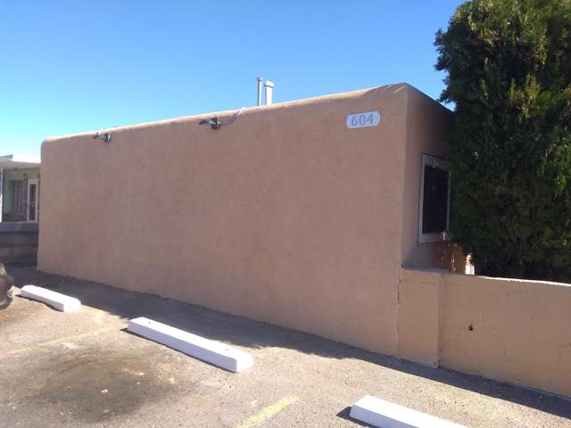 604 Alcazar Street SE, Albuquerque, NM 87106 (MLS #957810) :: Campbell & Campbell Real Estate Services