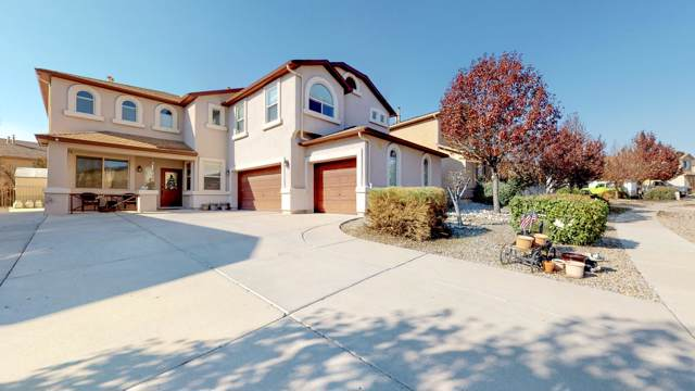 3415 Joshua Tree Drive NE, Rio Rancho, NM 87144 (MLS #957853) :: Campbell & Campbell Real Estate Services