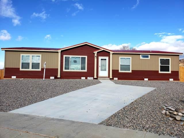 1743 Desert Vista Drive Drive, Espanola, NM 87532 (MLS #958055) :: Silesha & Company