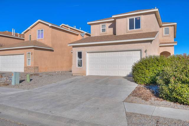 6423 Duero Place NW, Albuquerque, NM 87114 (MLS #958149) :: Campbell & Campbell Real Estate Services