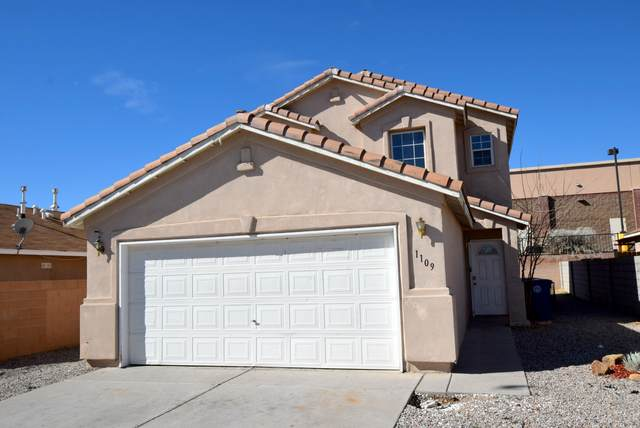 1109 Shawndra Drive SW, Albuquerque, NM 87121 (MLS #958685) :: Campbell & Campbell Real Estate Services