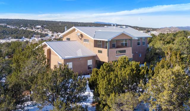 46 Duke Road, Edgewood, NM 87015 (MLS #958805) :: Campbell & Campbell Real Estate Services
