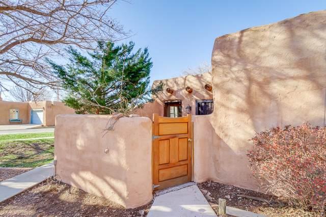 3939 Rio Grande Boulevard NW #56, Albuquerque, NM 87107 (MLS #958828) :: Campbell & Campbell Real Estate Services
