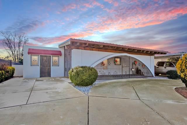 5312 Comanche Road NE, Albuquerque, NM 87110 (MLS #959630) :: Campbell & Campbell Real Estate Services