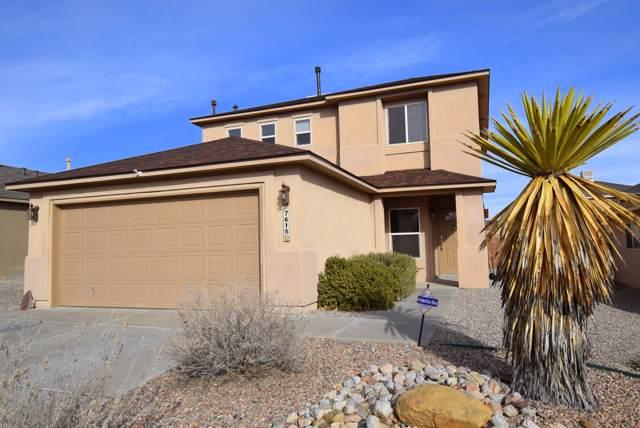 7615 Briar Ridge Avenue NW, Albuquerque, NM 87114 (MLS #959631) :: The Bigelow Team / Red Fox Realty