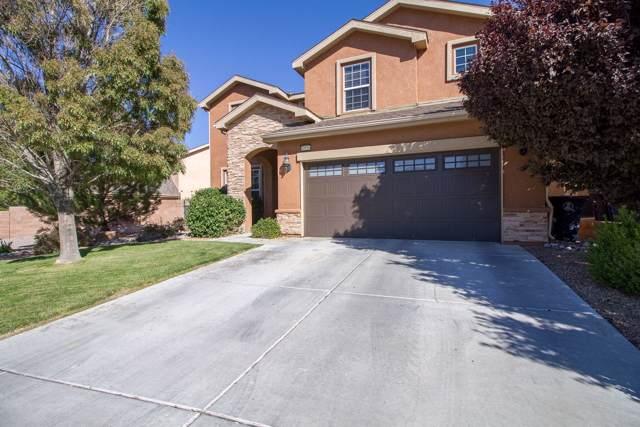 10156 Avenida Vista Cerros NW, Albuquerque, NM 87114 (MLS #960082) :: The Bigelow Team / Red Fox Realty