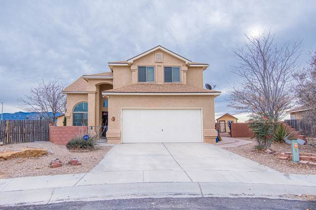 5800 Taurus Avenue NW, Albuquerque, NM 87114 (MLS #960251) :: Campbell & Campbell Real Estate Services