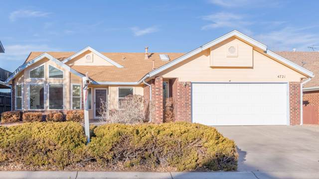 4721 Cutting Avenue NW, Albuquerque, NM 87114 (MLS #960372) :: Campbell & Campbell Real Estate Services