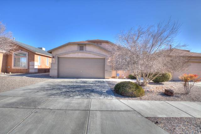 10708 Brookline Place NW, Albuquerque, NM 87114 (MLS #960434) :: Campbell & Campbell Real Estate Services