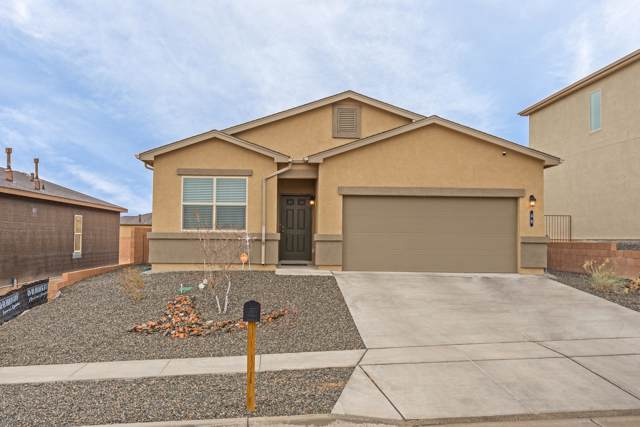 46 Hermanos Loop, Los Lunas, NM 87031 (MLS #960673) :: Campbell & Campbell Real Estate Services