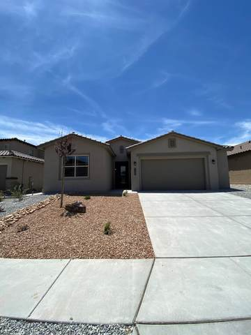 2123 Torrent Drive NW, Albuquerque, NM 87120 (MLS #960684) :: The Buchman Group