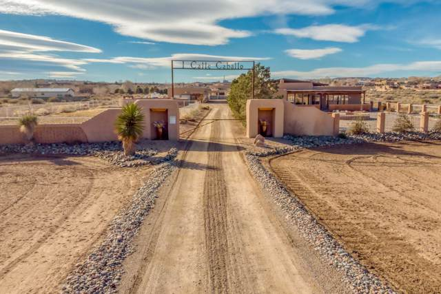 1 Calle Caballo, Corrales, NM 87048 (MLS #960990) :: Campbell & Campbell Real Estate Services