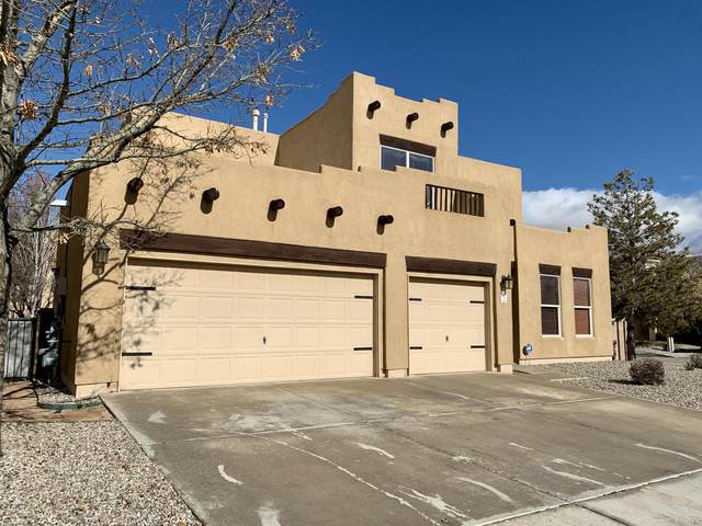 2901 River Willow Trail NW, Albuquerque, NM 87120 (MLS #961008) :: Campbell & Campbell Real Estate Services