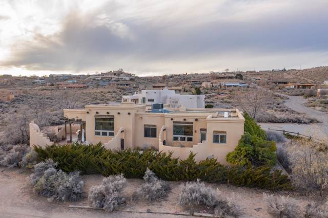 113 Mission Ridge Road, Corrales, NM 87048 (MLS #961087) :: Campbell & Campbell Real Estate Services