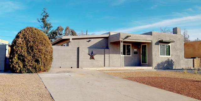 1312 Manzano Street NE, Albuquerque, NM 87110 (MLS #961149) :: Campbell & Campbell Real Estate Services