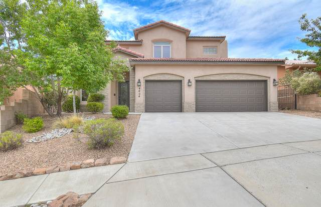 4604 Allegheny Court NW, Albuquerque, NM 87114 (MLS #961181) :: Campbell & Campbell Real Estate Services