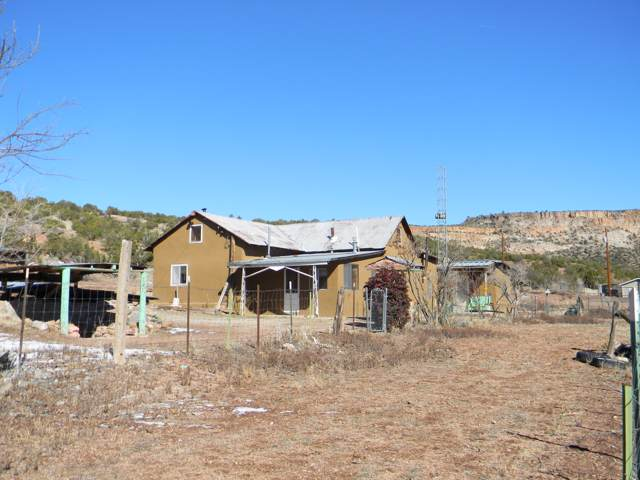 279 San Juan Road, Ponderosa, NM 87044 (MLS #961301) :: Campbell & Campbell Real Estate Services