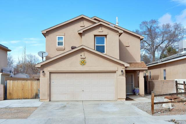 6405 Sonrisa Place NE, Albuquerque, NM 87113 (MLS #961328) :: Campbell & Campbell Real Estate Services