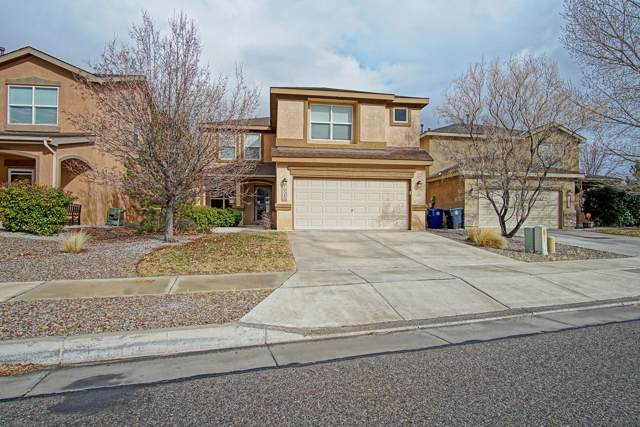 10340 Mogollon Drive NW, Albuquerque, NM 87114 (MLS #961426) :: The Bigelow Team / Red Fox Realty