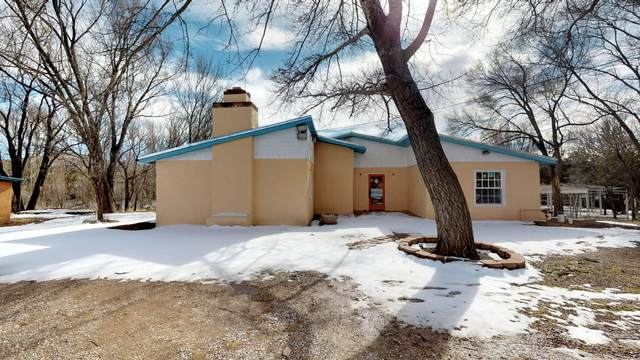 488 New Mexico 333, Tijeras, NM 87059 (MLS #961607) :: Campbell & Campbell Real Estate Services