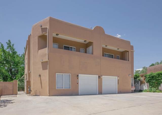 401 Ash Street NE A, Albuquerque, NM 87106 (MLS #961773) :: Campbell & Campbell Real Estate Services
